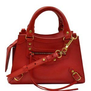 Balenciaga Classic City Small Top Handle Handbag
